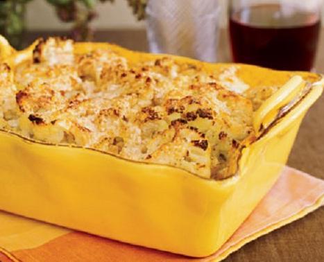 cauliflower ala parmigiana