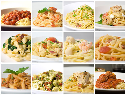 pasta nights