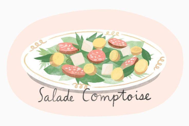 salade comptoise