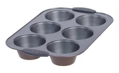 Non-Stick+Jumbo+Muffin+Pan